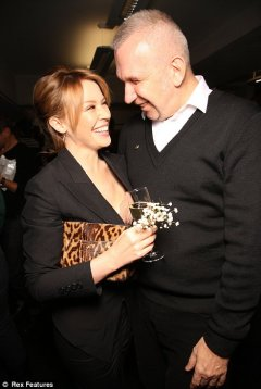 Kylie & JPG