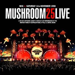 MUSHROOM25LIVE