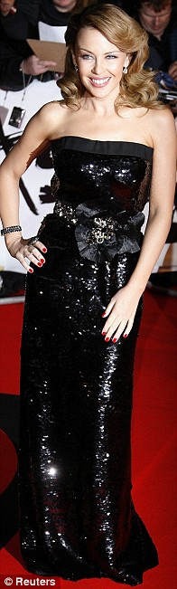 BRITS 2009 - OUTFIT 1