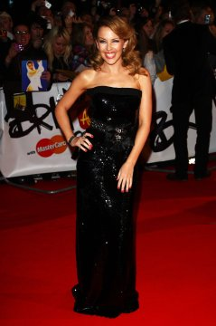 BRITS 2009 RED CARPET