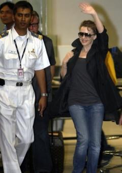 Kylie In Mumbai