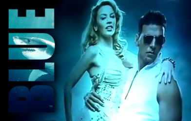 Kylie Minogue - Blue